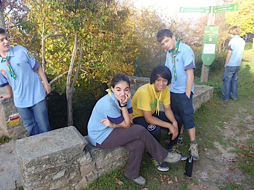 Pioners: Refugi de Bellmunt 2010 - PB060524.JPG