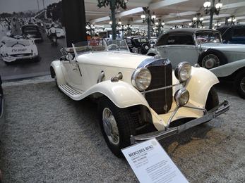 2017.08.24-145 Mercedes-Benz Cabriolet Type 500K 1936