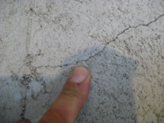 Concrete basement wall repair kits stop crack leaks applied even this hairline foundation crack can be repaired using our low pressure repair method a solutioingenieria Image collections