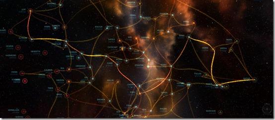 Starmap-Route
