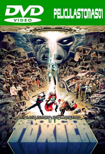 Plaga Zombie 3 (2011) DVDRip