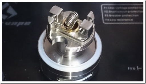DSC 3141 thumb%25255B2%25255D - 【RTA】シングル爆煙RTA「DigiFlavor Fuji GTA Single Coil Version」レビュー。イージーウィッキング!【RDTAっぽいRTA】