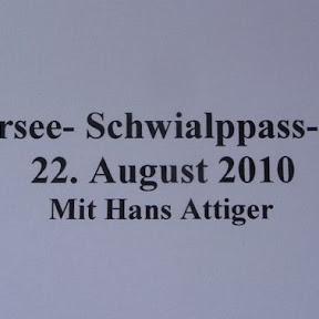 22.08.2010 Wanderung Wägitalersee