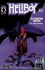 HELLBOY The Third Wish  - 001