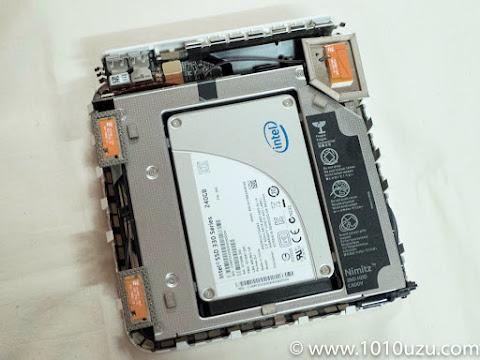 Mac mini Early 2009に搭載したSSD