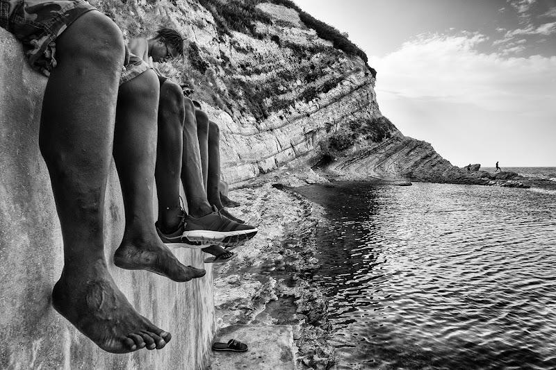 Oltre il mare..... di LuXi