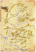 Mapa General de La Pedriza