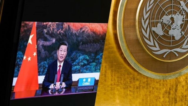 """El """"importante"""" anuncio del presidente de China en la ONU con posibles implicaciones para el futuro del planeta"""