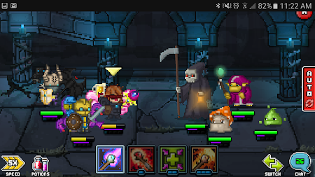 Bit Heroes APK screenshot thumbnail 6