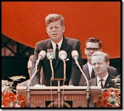 John F Kennedy Ich Bin Ein Berliner speech