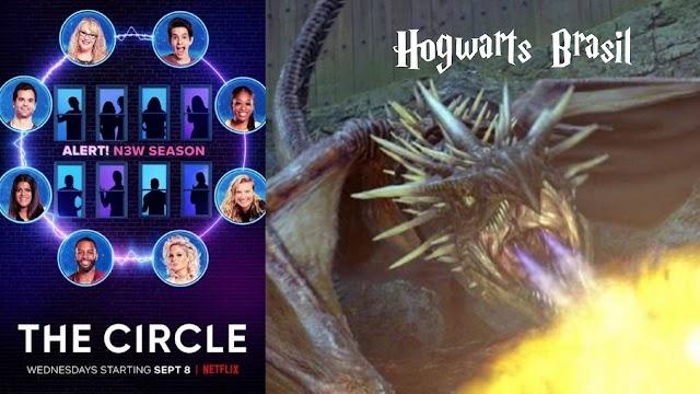 The Circle USA: Quiz do Reality Show tem pergunta com tema Harry Potter e participantes vão a loucura