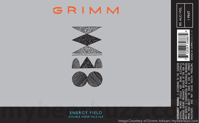 Grimm Artisan Ales - Energy Field DIPA