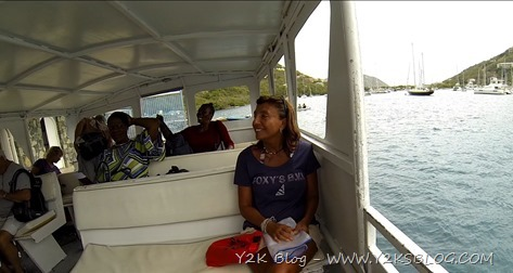 Sul Ferry per St. John USVI - West End - Tortola