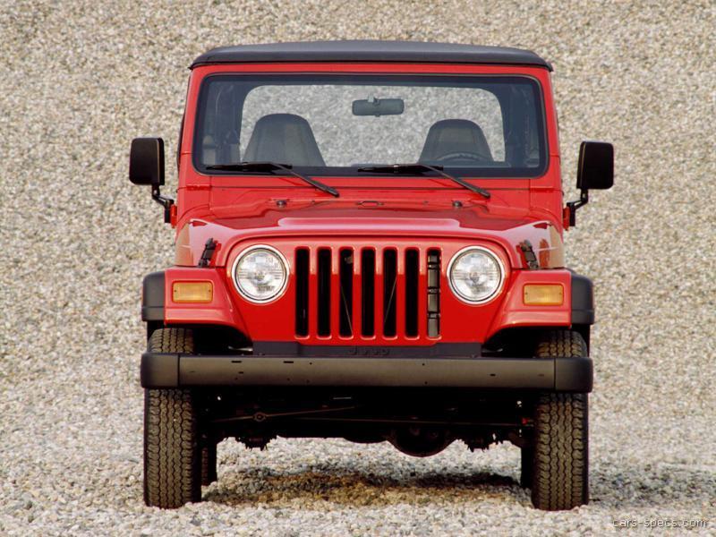Jeep Wrangler on 2001 Jeep Sahara Value