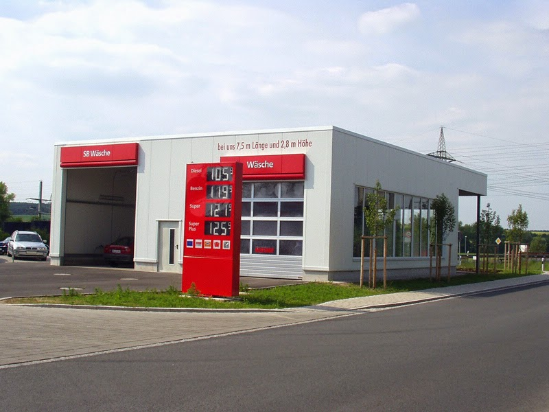 Tankstelle Diespeck