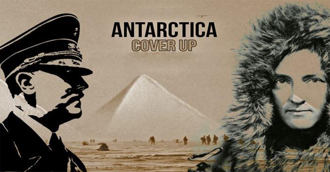 Antártica - O que a Ciência Geral está tentando ocultar 01