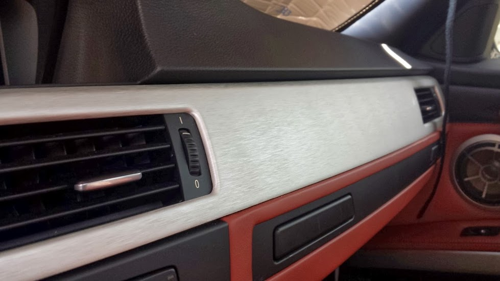 e92 m3 brushed aluminium interior trim pieces. Black Bedroom Furniture Sets. Home Design Ideas