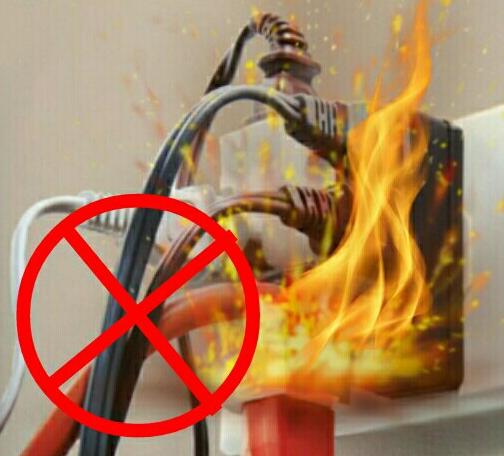 5 Penyebab colokan listrik panas, meleleh hingga terbakar saat digunakan