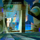"""The """"Cityscape"""" piece from the """"1998"""" collection"""