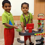 Supermarket Fun in Jr kg (2014-15) at Witty World
