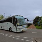 Berkhof van Contiki Holidays bus 2801