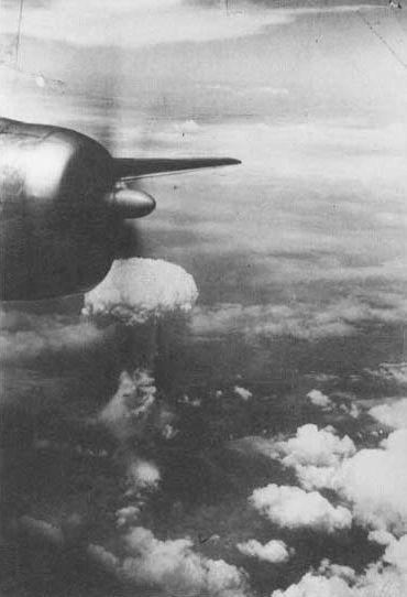 Bomba nuclear sobre Hiroshima