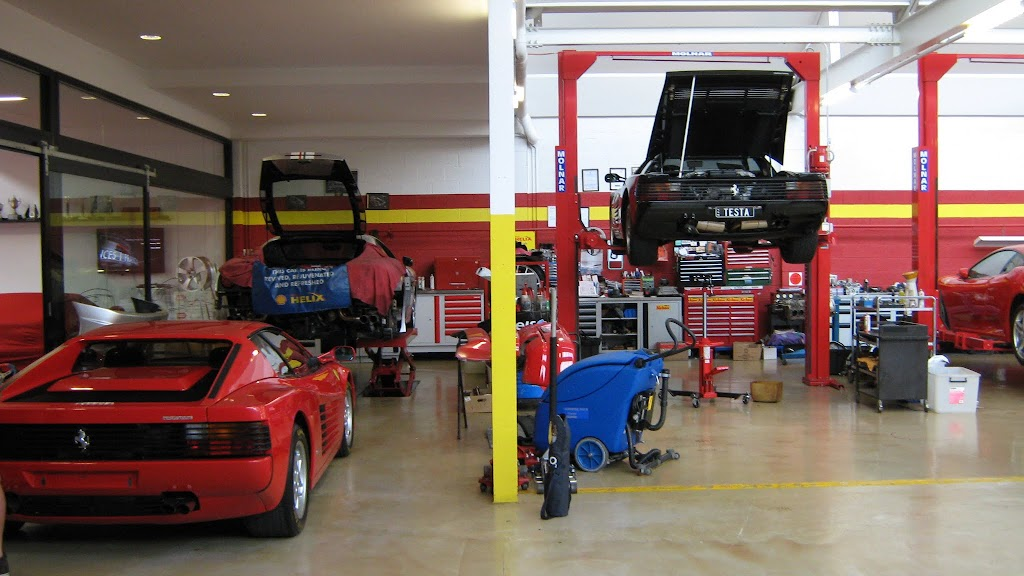 0160Prancing Horse Drive Day - Piccolo Workshop