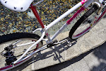 Hello Kitty 650B Shimano XT Alfine 11 Di2 Belt Drive Complete Bike at twohubs.com