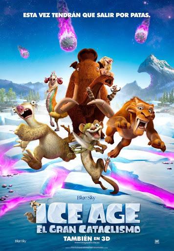 Ice Age 5: Collision Course (2016) ไอซ์ เอจ 5: ผจญอุกกาบาตสุดอลเวง