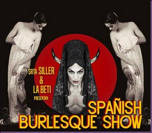CARTEL BURLESQUE