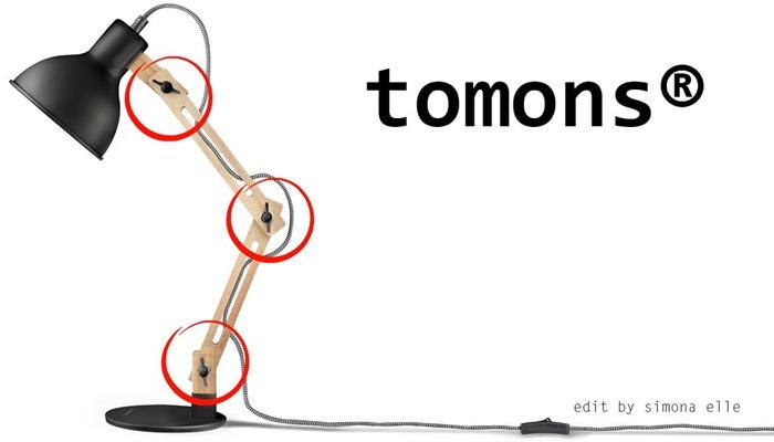 lampada_tomons_nera