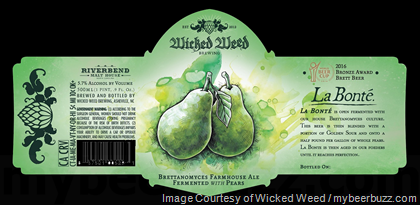 Wicked Weed -  La Bonte