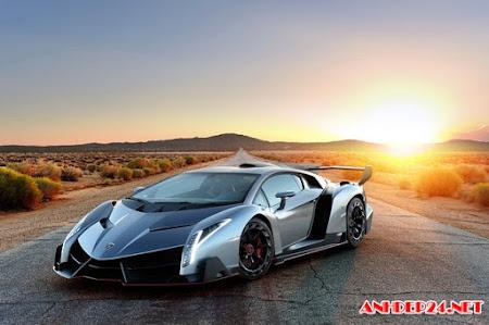 Bộ sưu tập hình siêu xe đắt nhất thế giới