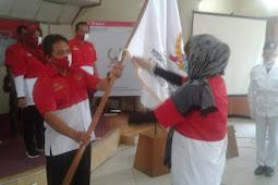 Pengurus DPC PWRI Kotim 2021-2024 Dilantik Ketua DPD PWRI Kalimantan Tengah