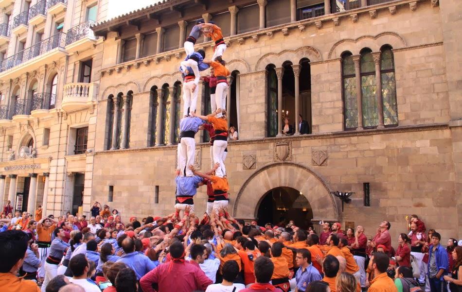 XII Trobada de Colles de lEix, Lleida 19-09-10 - 20100919_186_4d7_germanor_Colles_Eix_Actuacio.jpg