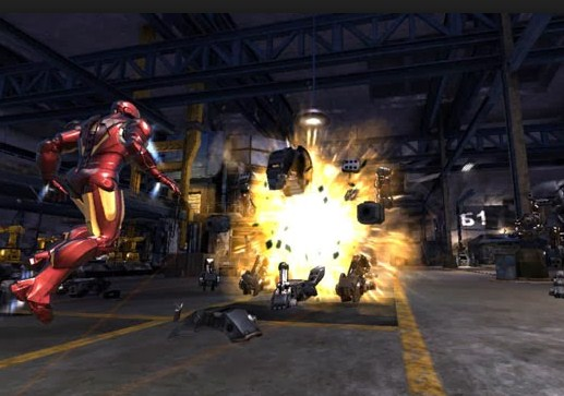 Iron Man 2 PC Games Free Download Full Version