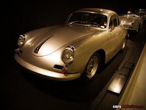 1962 - Porsche 356 B 2000 Carrera 2 GS-GT