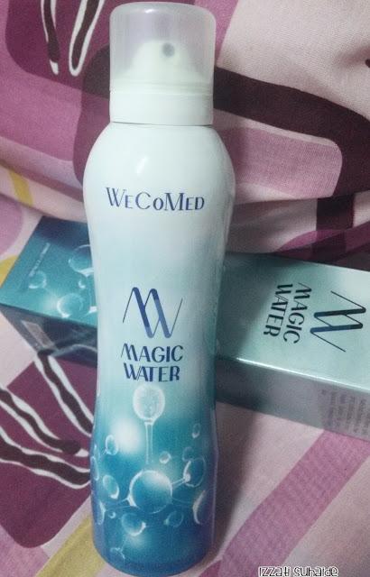 Kekal Cantik dan Awet Muda Dengan Magic Water