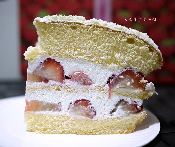 5 佳樂藝術蛋糕舖草莓波士頓派