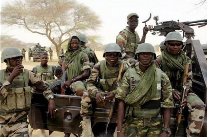 Nigerian Soldiers Battle Boko Haram, Kill 50, Capture 1