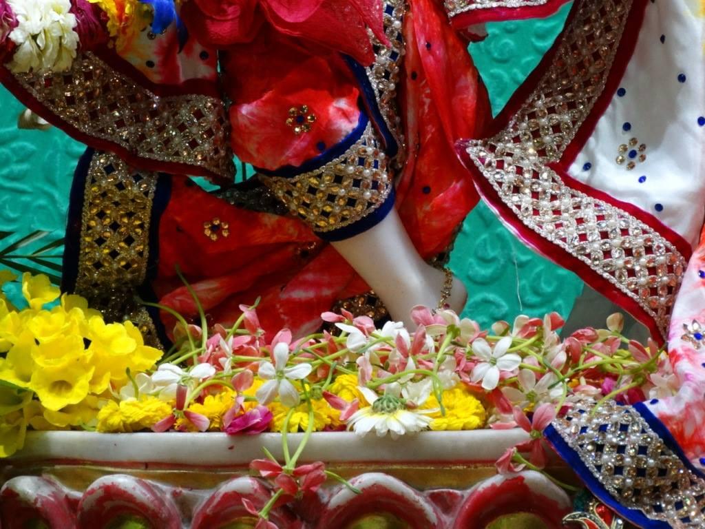 ISKCON Punjabi Bagh Deity Darshan 08 April 2016 (8)