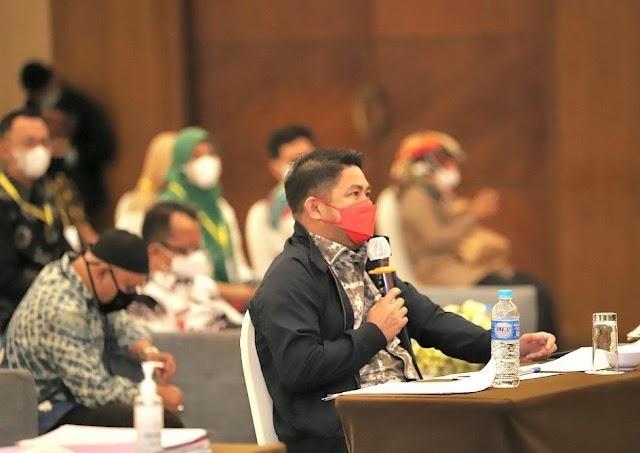 Waket DPRD Kalsel; Bayarkan Insentif Nakes, Bilamana Perlu Tunda Tunjangan Pejabat