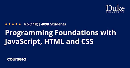 Best Coursera course to learn Frontend Development