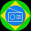 Rádios do Brasil FM & AM - O Melhor APP de Rádios icon