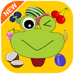 Brainy Fruits Match 3 – Language Challenge
