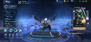 Skin Hero Saber Terkeren di Mobile Legends