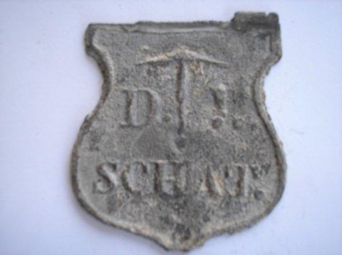 Naam: DI SchatPlaats: LeeuwardenJaartal: 1850