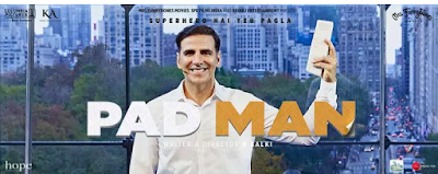 Pad man movie - Get flat 100 Rs cashback on booking movie tickets through paytm