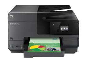 HP Officejet Pro 8610 e-All-in-One Pilote