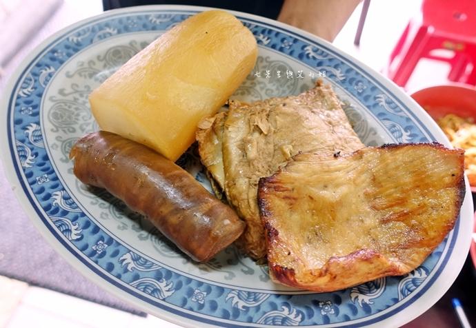 6 北大荒 超大水餃 滷味 南港美食